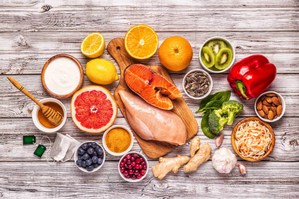 Read more about the article 8 Immune Boosting Foods